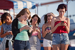 Smartphone Users Spend More Time Browsing on Mobile